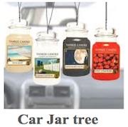 Car Jar tree
